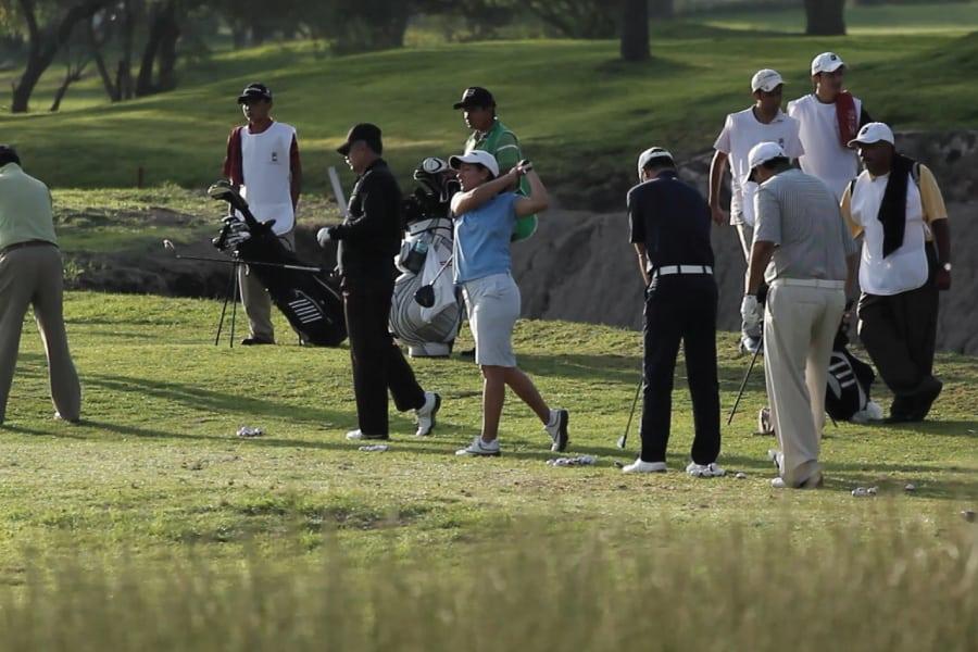 g golf balvanera