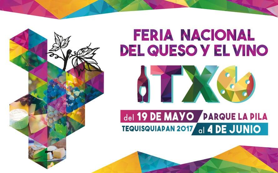 Feria nacional del queso y el vino tequisquiapan 2017 for Feria del mueble madrid 2017