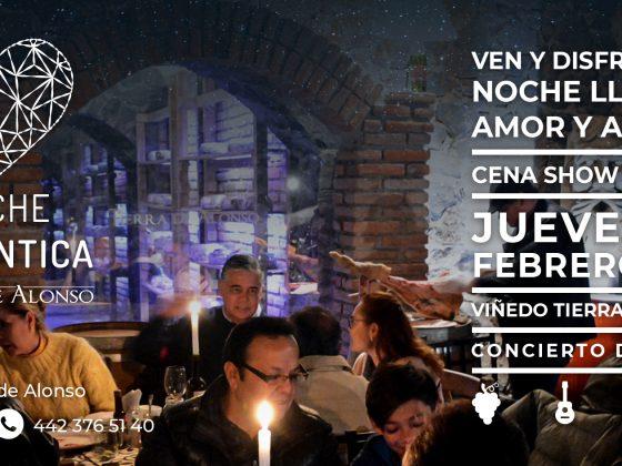 Noche Romántica 2019 portadafb