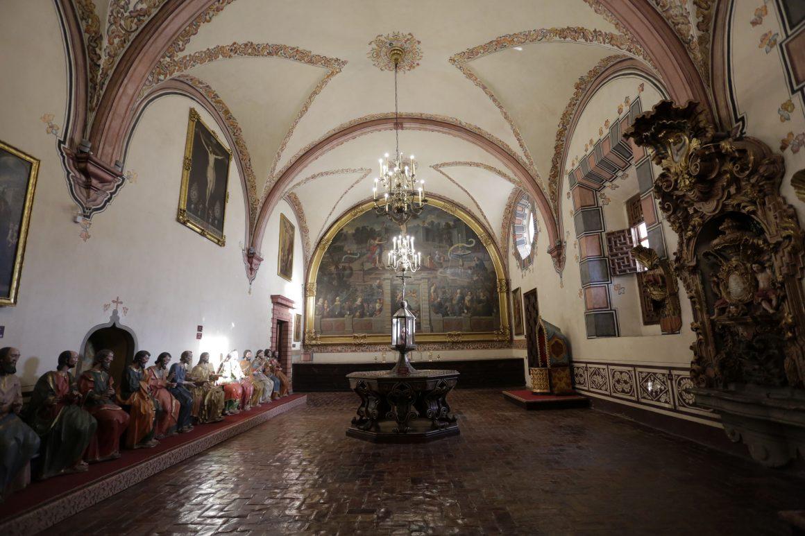 71 273 26009 1254191234 27 02 2019 INAUGURACION MUSEO DEL SITIO TEMPLO SANTA ROSA VITERBO 38