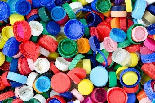 Market Plastics Caps 1 Sized