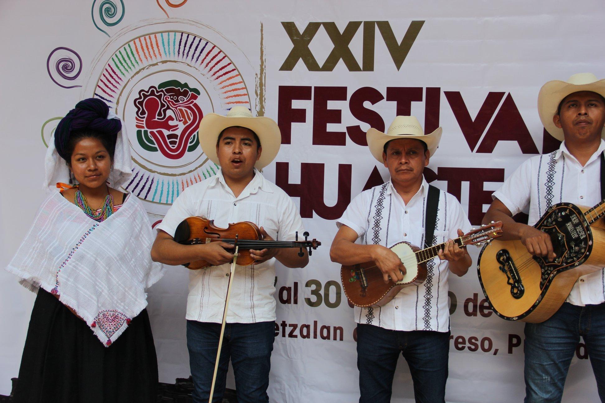 El programa del Festival de la Huasteca de este año está integrado con más de 100 actividades.