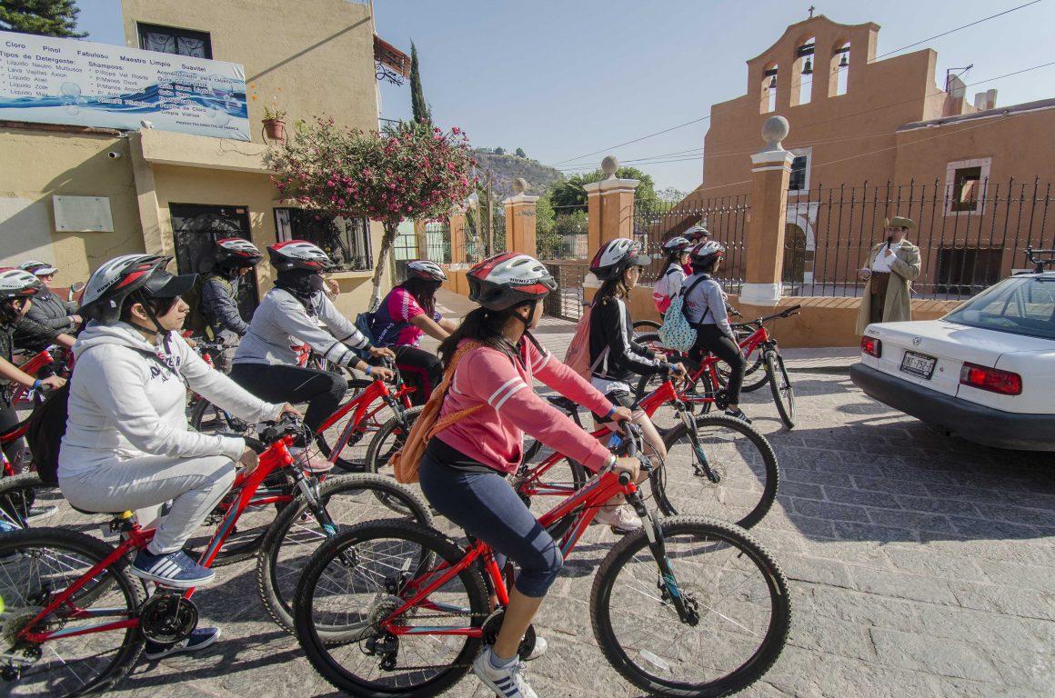 La plaza San Pedro el Centro Cultural el Piojito la alberca de El Capulín entre otros sitios serán visitados