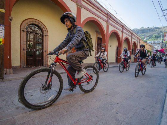 Se pretende fomentar el cicloturismo como una vía de movilidad más amigable