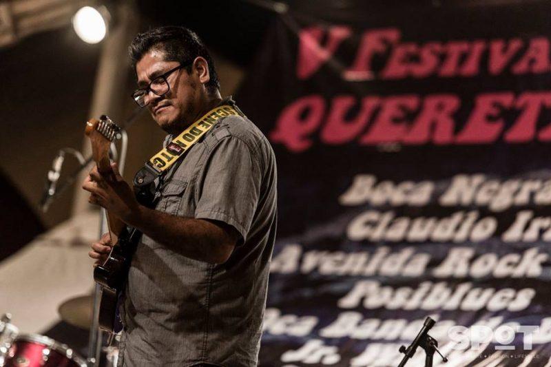 Foto: Festival Nacional Queretablues