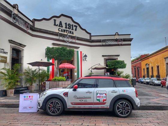 Foto: Carrera Panamericana