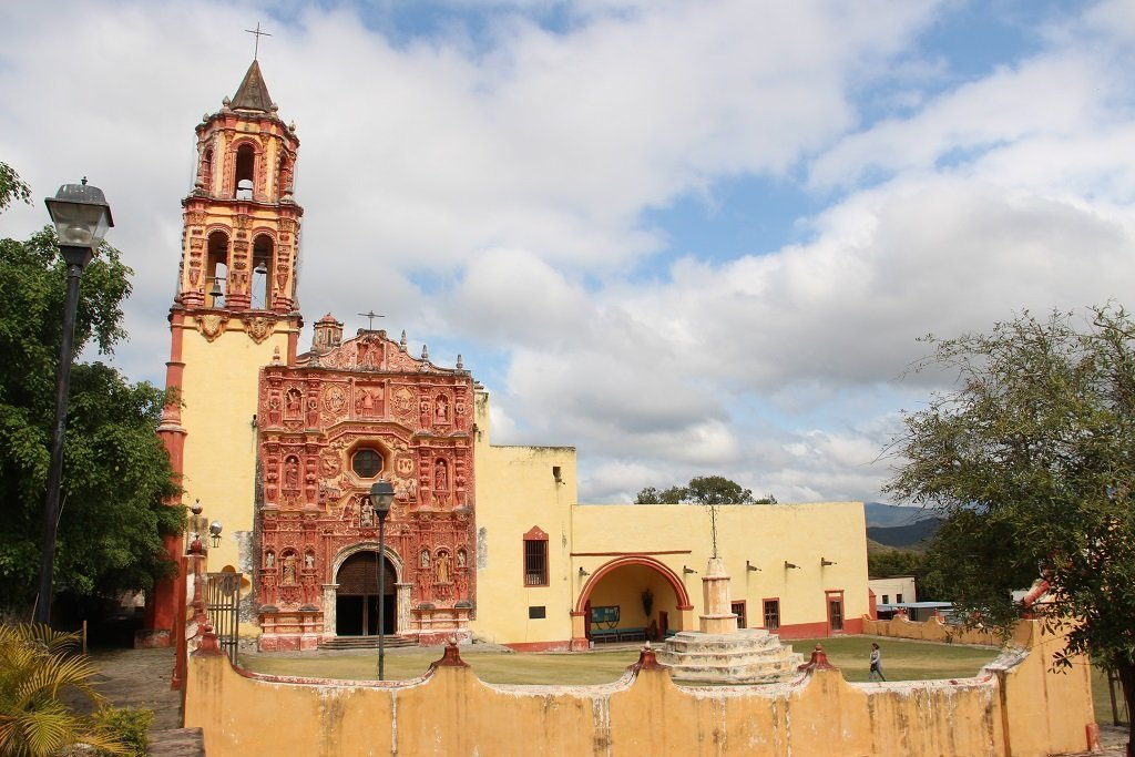 Santa María del Agua de Landa