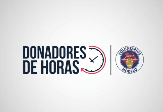 DONADORES DE HORAS