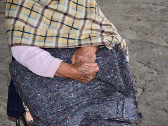 Cobijas para la zona serrana de Querétaro
