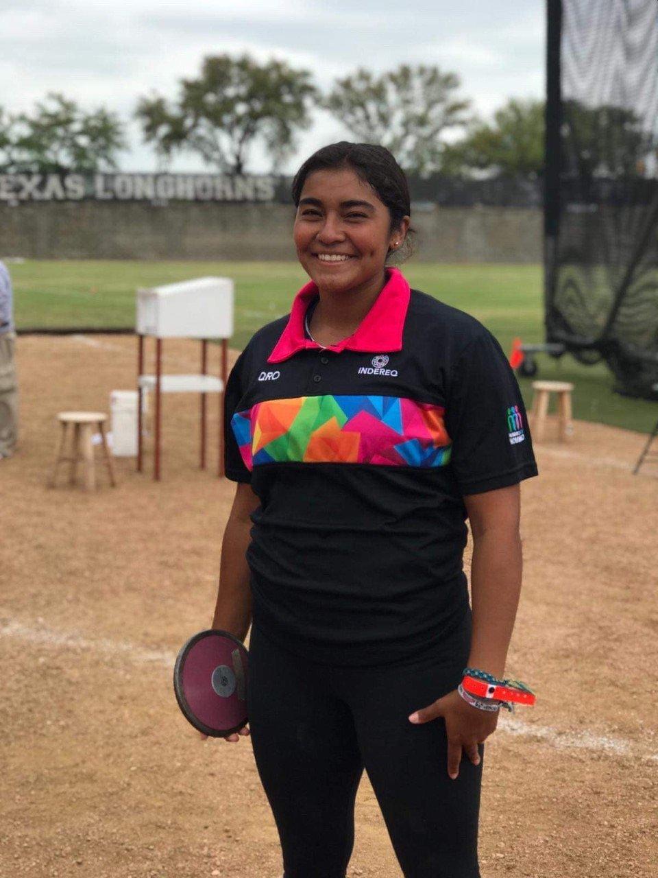 atleta queretana, Sofía Guadalupe Mojica