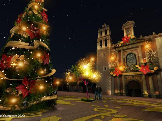 Navidad en Querétaro