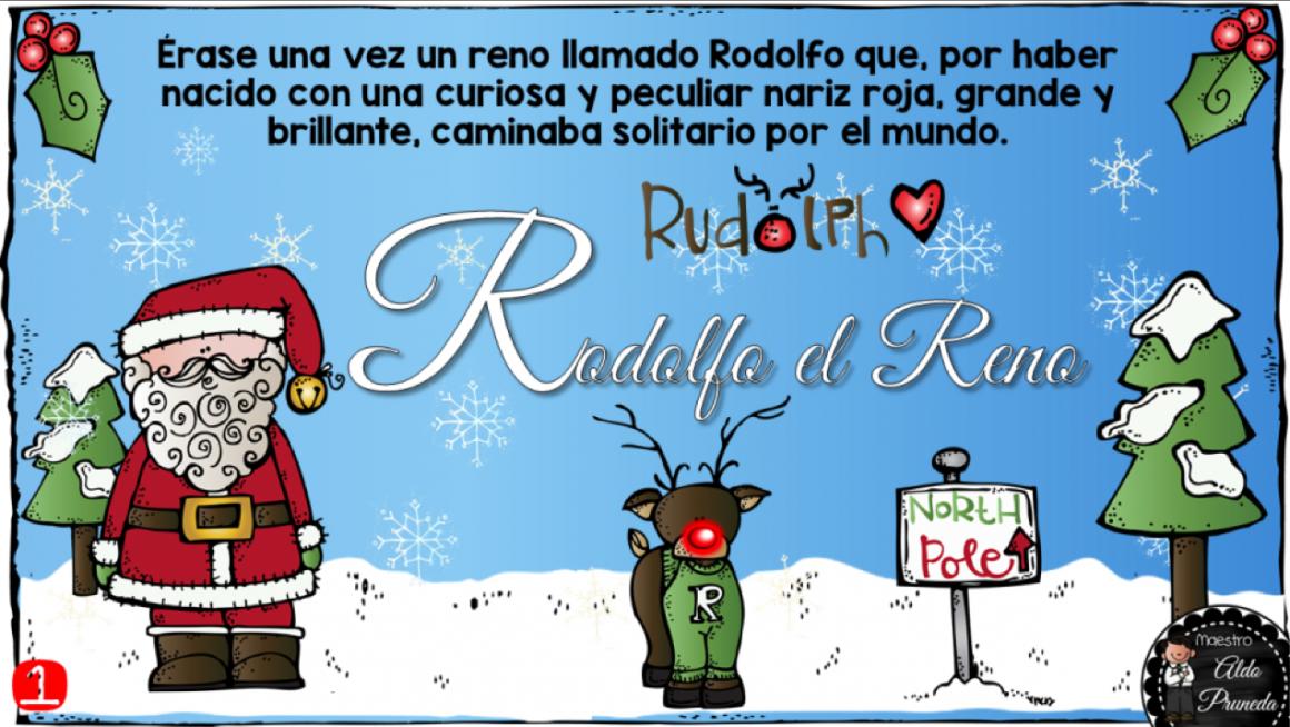 Rodolfo el reno