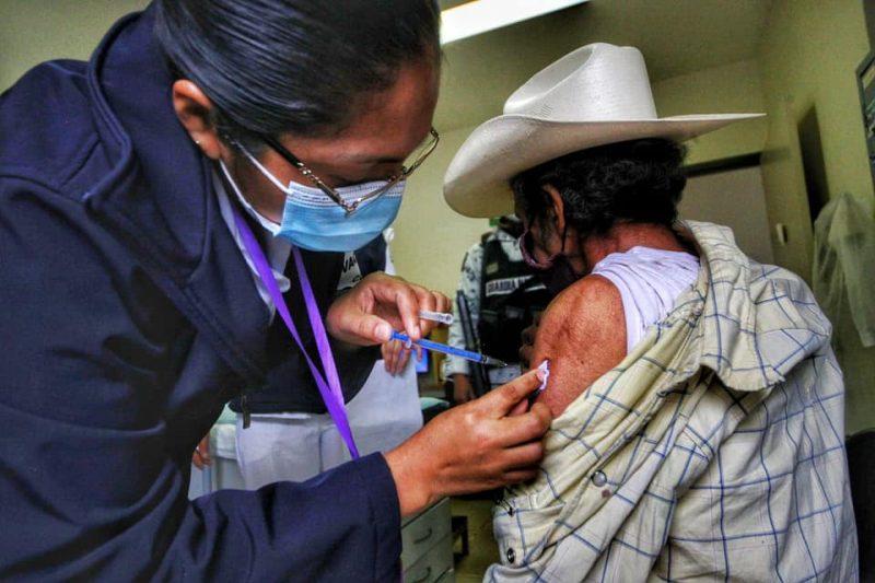 vacunación en Querétaro