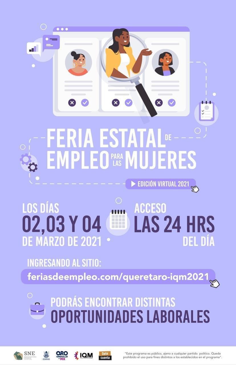 Feria Virtual de Empleo