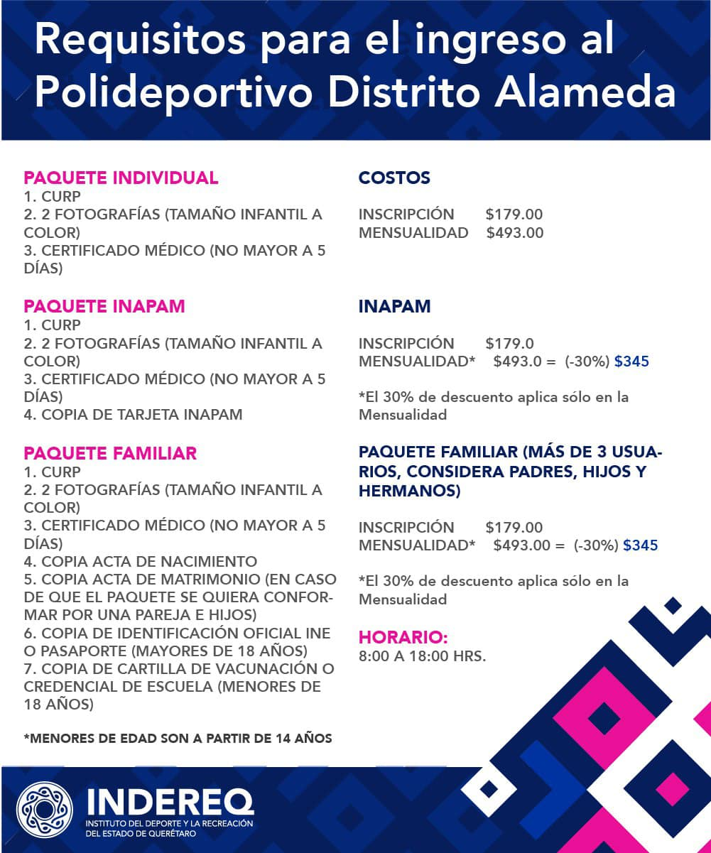 Polideportivo Distrito Alameda