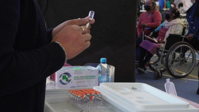 vacunación anti COVID