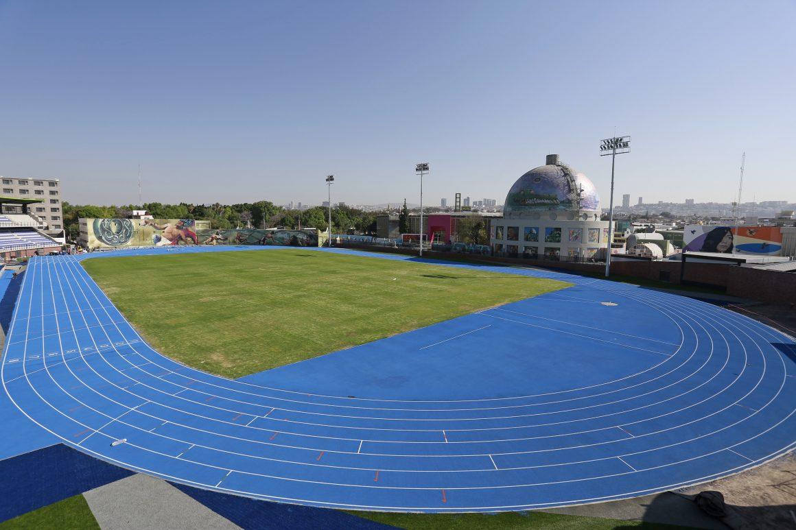 nuevo Estadio Olímpico