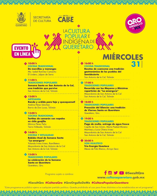 Cultura Popular e Indígena de Querétaro