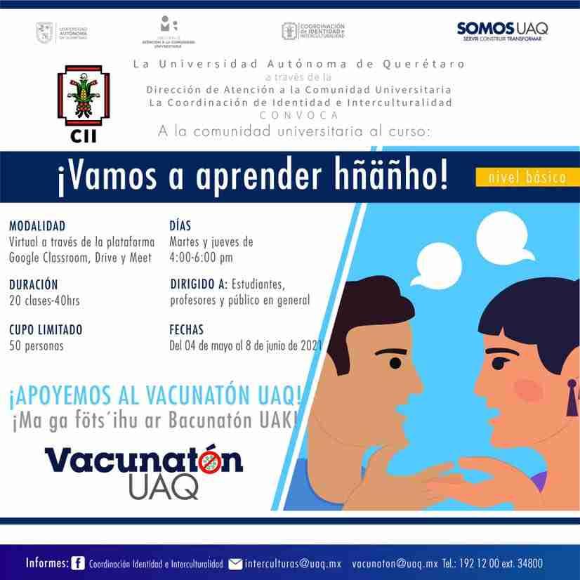 Vacunatón UAQ