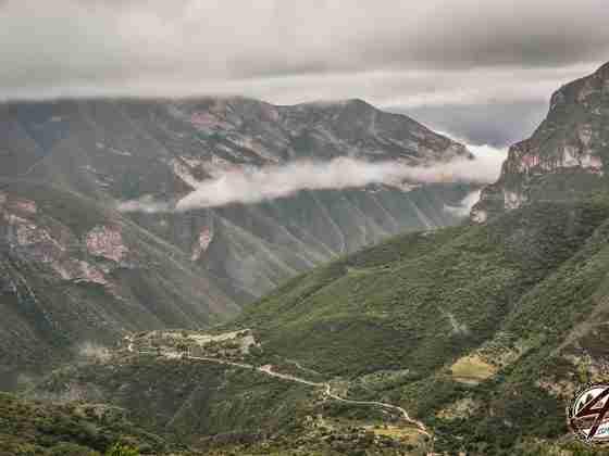 maratón en la Sierra Gorda
