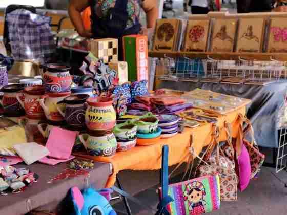 Feria Artesanal